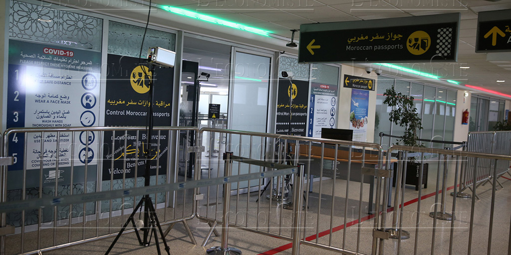 Le Maroc suspend ses vols le Royaume-Uni