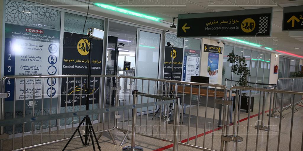 Maroc: Le trafic aérien rudement malmené par le Covid19