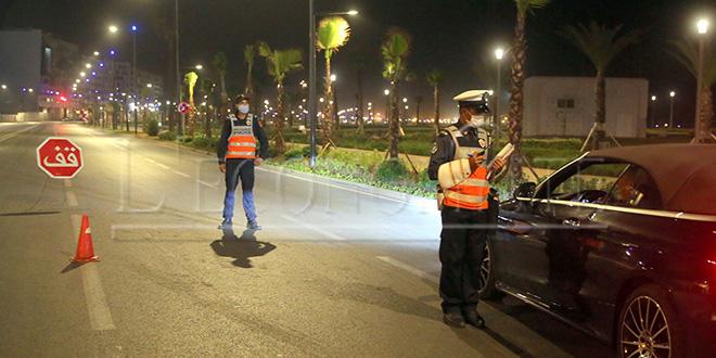 Etat d'urgence: L'Intérieur interdit les rassemblements sur la voie publique