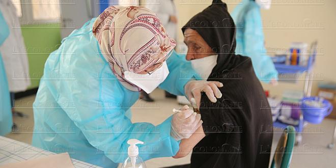 Marrakech-Safi: Plus de 84% de la population cible vaccinée