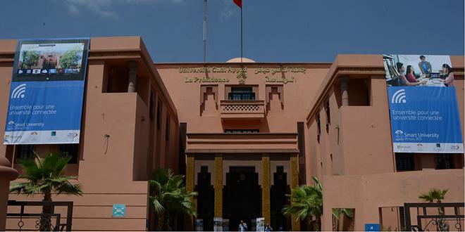 Marrakech: L'UCA présente son projet d'Observatoire de la santé