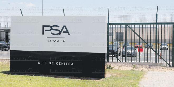 Covid19: PSA assure des garanties de rémunération à ses employés
