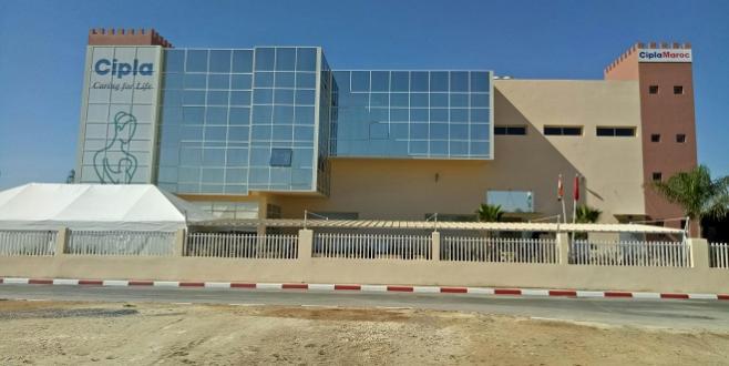 L'indien Cipla ouvre sa première usine à Ain El Aouda
