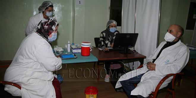 Vaccination-Chichaoua: des professionnels de santé arrivent en renfort