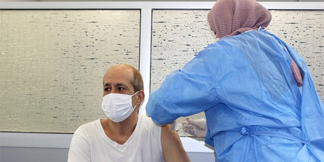 Vaccin anti-Covid19: Démarrage de la campagne à l'UEMF