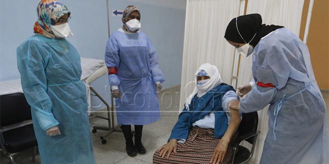 Vaccination Covid19: Le Maroc mène la danse