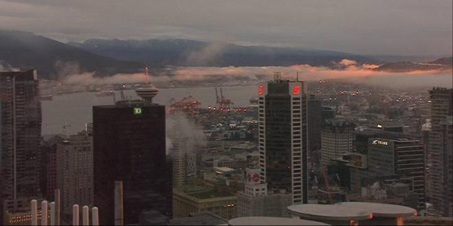 Canada : un tremblement de terre à Vancouver