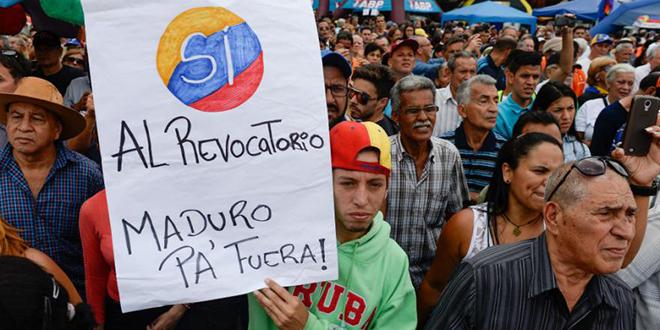 Le Venezuela en route vers la dictature