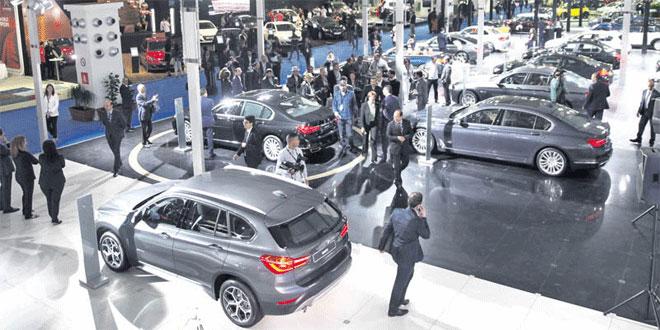 Automobile: Le marché poursuit son rattrapage