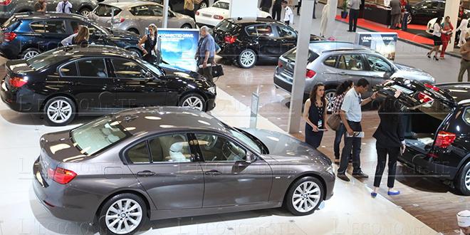 Marché automobile: Plus de 107.000 véhicules écoulés à fin juillet