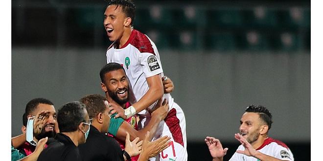 CHAN2021: Le Maroc lamine le Cameroun (4-0)