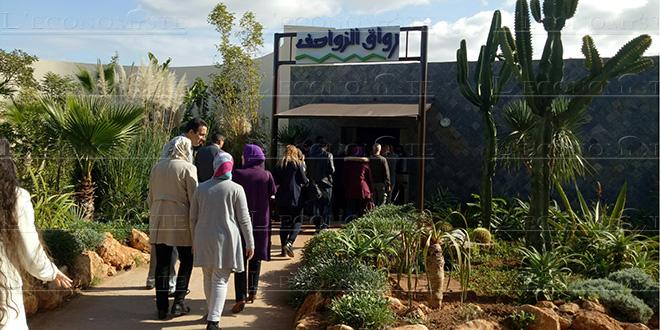 Rabat : Ouverture du vivarium du Jardin Zoologique
