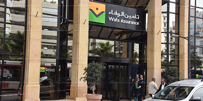 Wafa Assurance: Recul du chiffre d'affaires