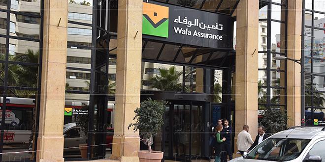 Wafa Assurance: Le résultat net en hausse