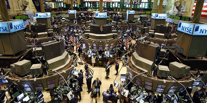 Bourses Panique 224 Wall Street L Economiste