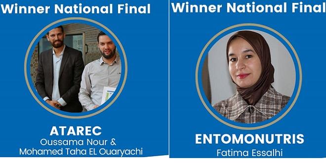 Deux startups marocaines à la finale mondiale du ClimateLaunchpad