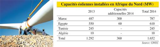Energie éolienne Ces électrons qui remettent le Maroc dans le vent