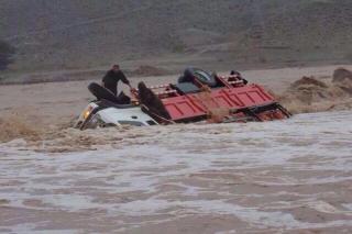 Dramatique bilan du déluge dans le Sud : 17 morts, 18 disparus, une centaine de routes coupées