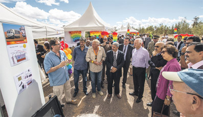 Morocco Solar Festival Toute l'énergie de l'art pour la technologie