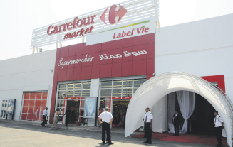 Label'Vie switche vers Carrefour Market