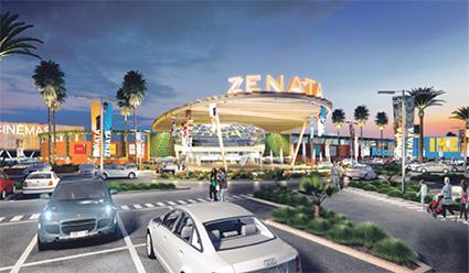 Zenata Mall By Marjane Holding 25 Ha 300 Shops Ikea 16